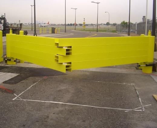 LDI: K12 Crash Barrier