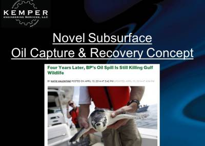 Subsurface Oil Recovery