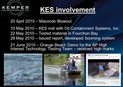 KES History