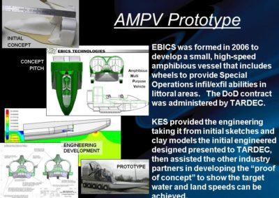 Amphibious Prototype