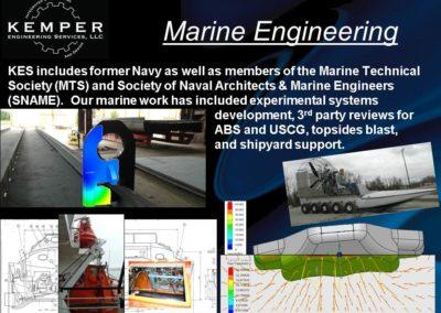 Marine Engineering and Design