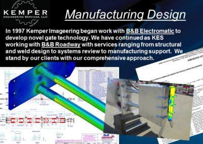 Manufacturing Support
