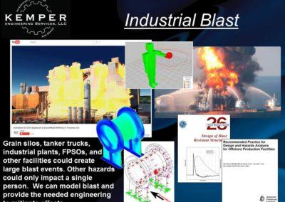 Industrial Blast